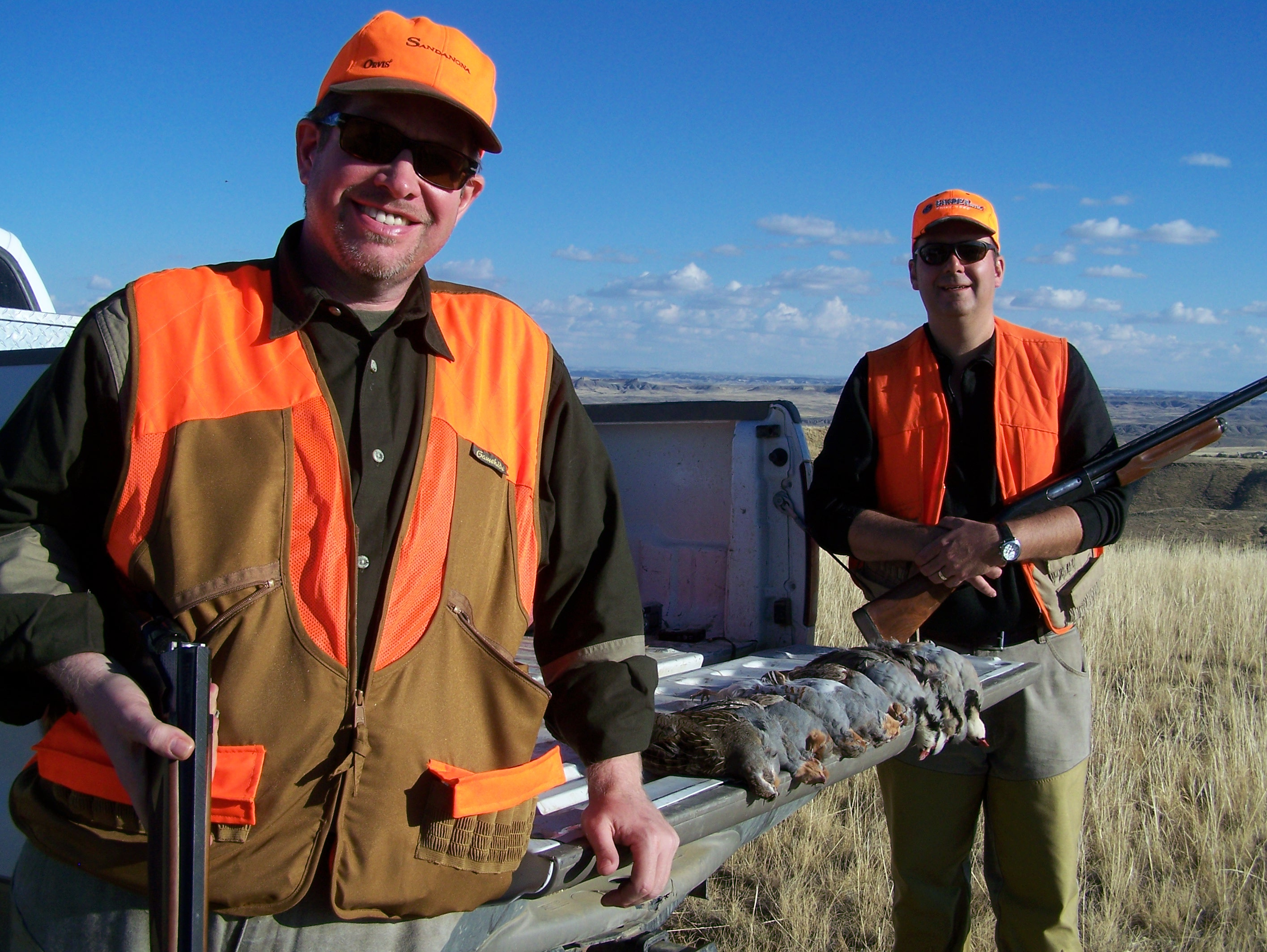chukar hunting season